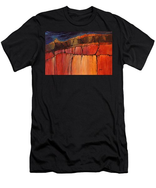 Grand Canyon 4 Men's T-Shirt (Athletic Fit)