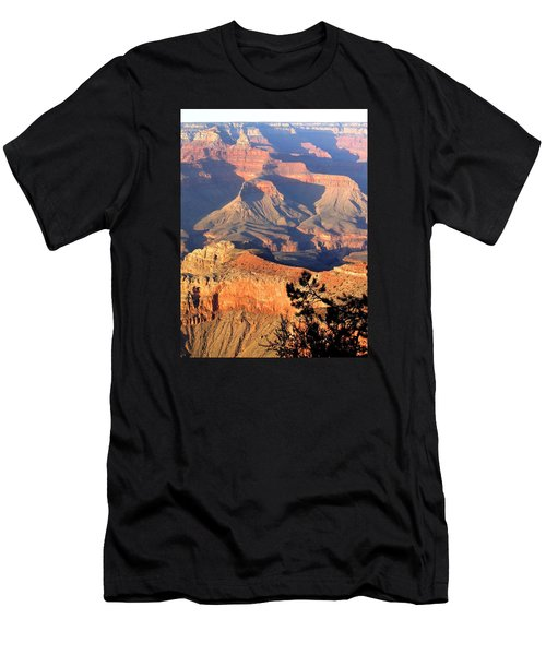 Grand Canyon 50 Men's T-Shirt (Athletic Fit)