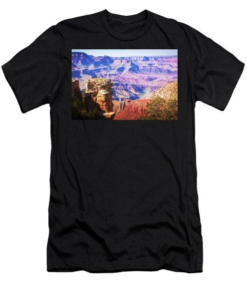 Grand Canyon Arizona 5 Men's T-Shirt (Athletic Fit)