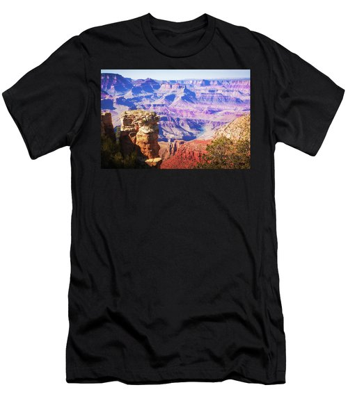 Grand Canyon Arizona 5 Men's T-Shirt (Athletic Fit)