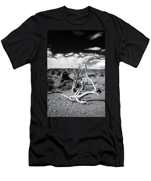 Grand Canyon Landscape Men's T-Shirt (Athletic Fit)
