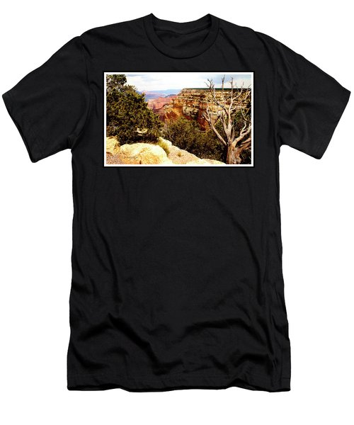 Grand Canyon National Park, Arizona Men's T-Shirt (Athletic Fit)
