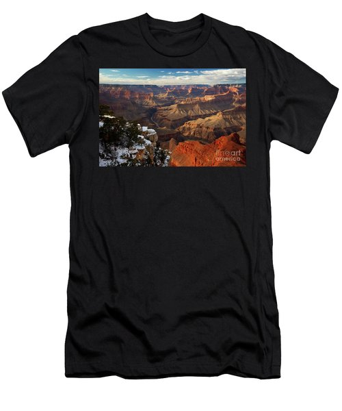 Grand Canyon National Park Men's T-Shirt (Athletic Fit)