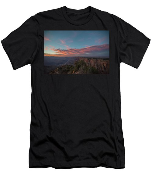 Grand Canyon Sunset 1943 Men's T-Shirt (Athletic Fit)