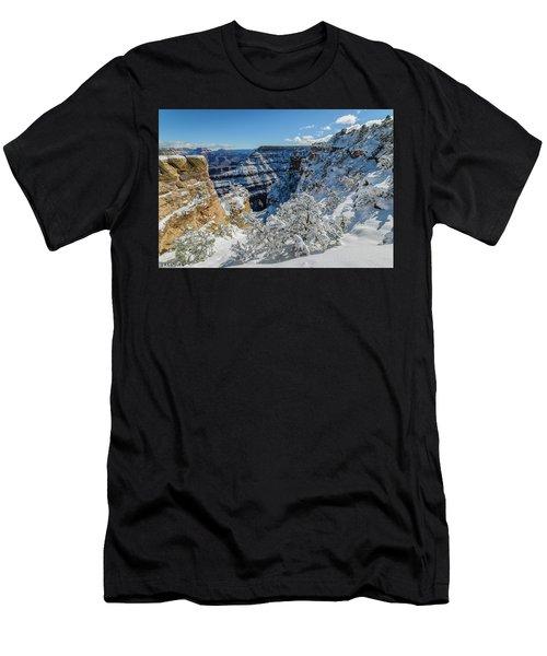 Grand Cayon Men's T-Shirt (Athletic Fit)
