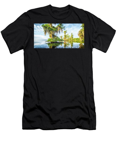 Grand Cypress Men's T-Shirt (Athletic Fit)