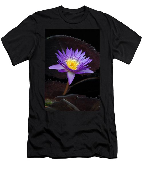 Men's T-Shirt (Slim Fit) featuring the photograph Grand Entrance by Byron Varvarigos