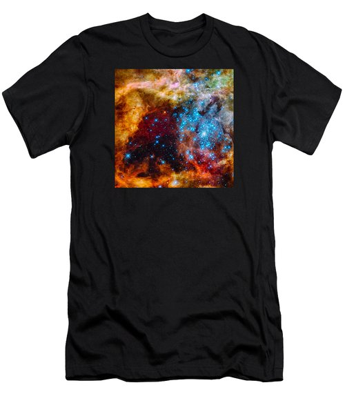 Grand Star-forming Region Men's T-Shirt (Athletic Fit)