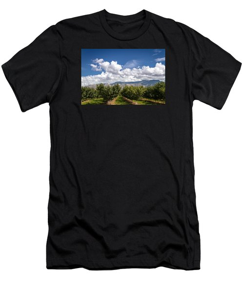Grand Valley Orchards Men's T-Shirt (Athletic Fit)