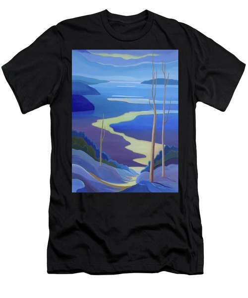 Grandview Men's T-Shirt (Athletic Fit)