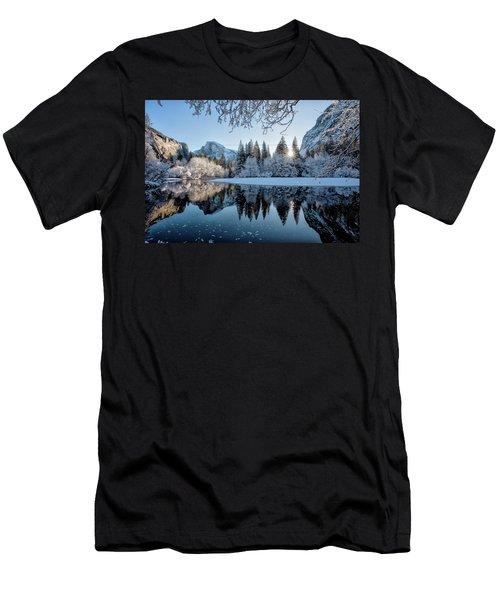 Granite Sunrise Men's T-Shirt (Athletic Fit)