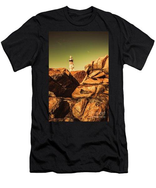 Granville Harbour Dreams Men's T-Shirt (Athletic Fit)