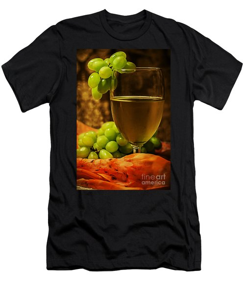 Grape Juice Men's T-Shirt (Athletic Fit)
