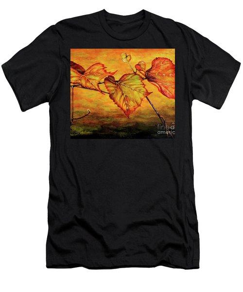 Grape Vine Men's T-Shirt (Athletic Fit)