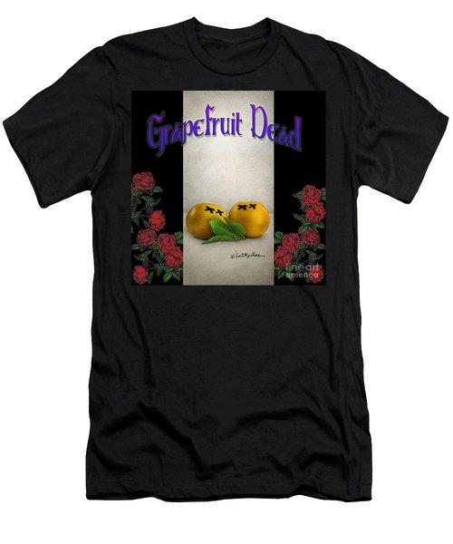 Grapefruit Dead... Men's T-Shirt (Athletic Fit)