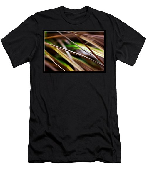 Grass Men's T-Shirt (Athletic Fit)