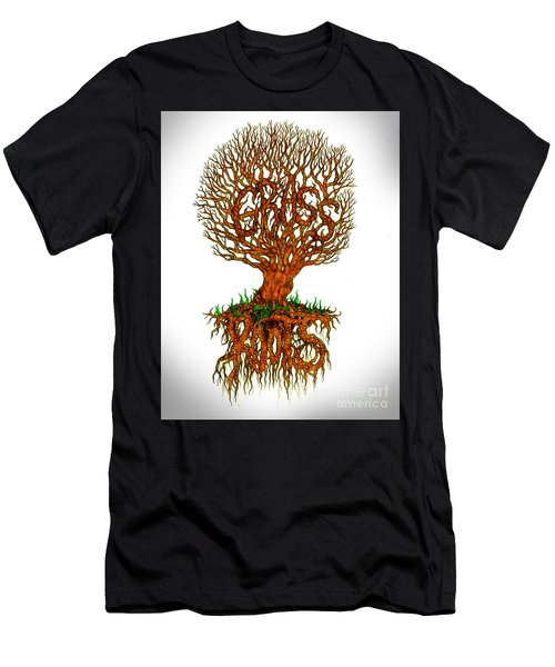 Grass Roots Men's T-Shirt (Athletic Fit)