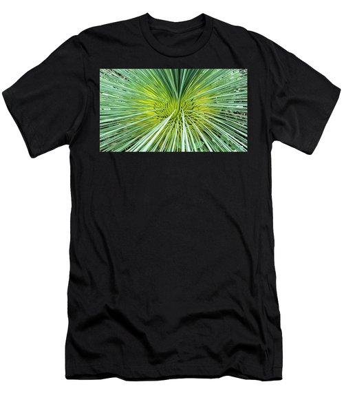 Grass Tree - Canberra - Australia Men's T-Shirt (Athletic Fit)