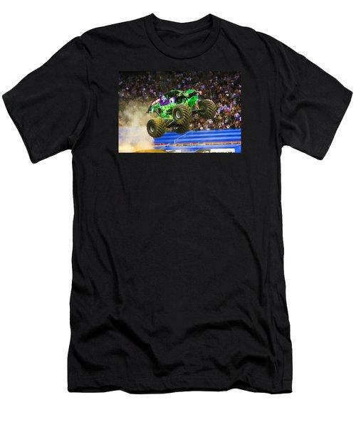 Grave Digger 7 Men's T-Shirt (Athletic Fit)