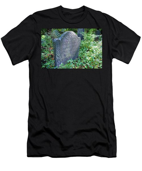 Grave Of Mary Hall Men's T-Shirt (Athletic Fit)