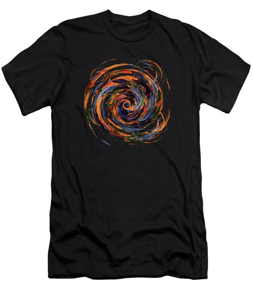Gravity In Color Men's T-Shirt (Athletic Fit)