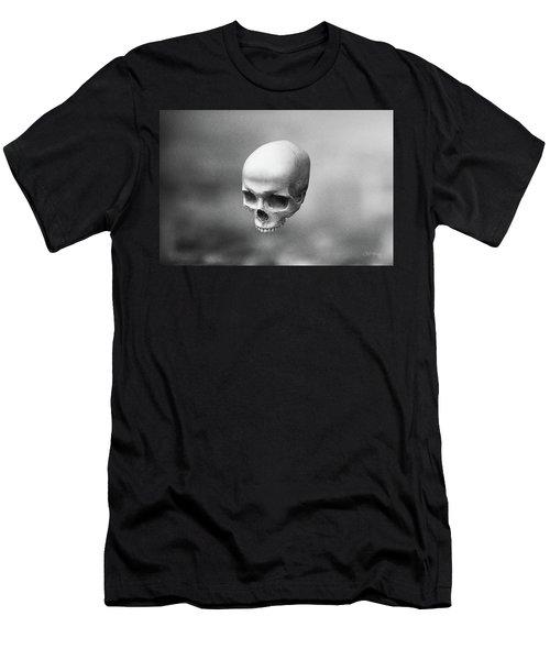 Gray Levity Men's T-Shirt (Athletic Fit)