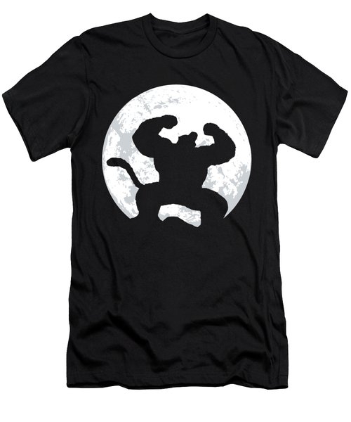 Great Ape Men's T-Shirt (Slim Fit) by Danilo Caro