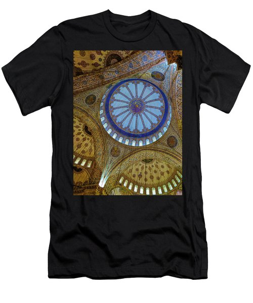 Great Blue Dome Men's T-Shirt (Athletic Fit)