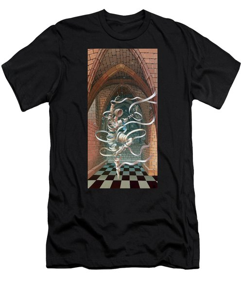 Great Ghost Of Caesarea Men's T-Shirt (Athletic Fit)