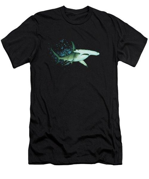 Great Hammerhead Shark  Men's T-Shirt (Athletic Fit)