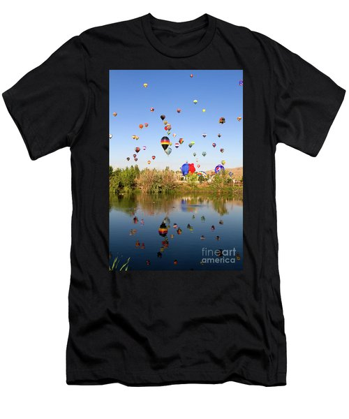 Great Reno Balloon Races Men's T-Shirt (Athletic Fit)