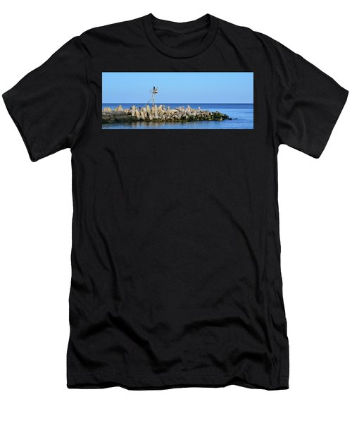 Great View Men's T-Shirt (Athletic Fit)