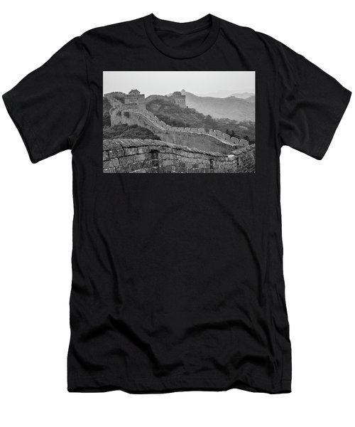 Great Wall 7, Jinshanling, 2016 Men's T-Shirt (Athletic Fit)