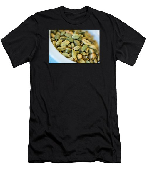Green Cardamom  Men's T-Shirt (Athletic Fit)