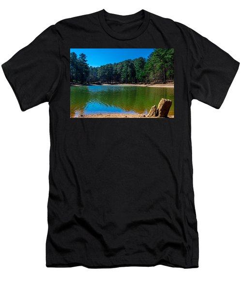 Green Cove Men's T-Shirt (Athletic Fit)