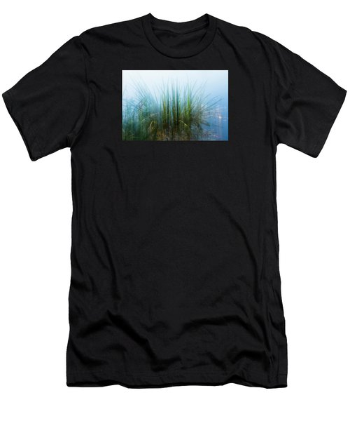 Morning At The Lake Men's T-Shirt (Athletic Fit)