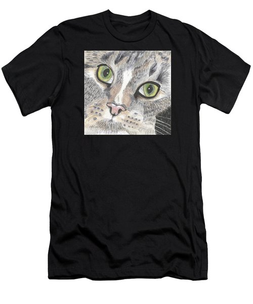 Green Eyes Men's T-Shirt (Athletic Fit)