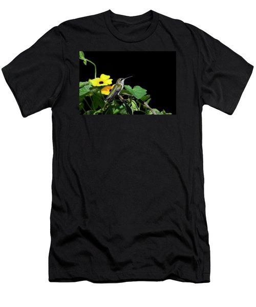Green Garden Jewel Men's T-Shirt (Athletic Fit)