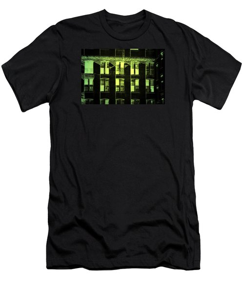 Green Light Men's T-Shirt (Athletic Fit)