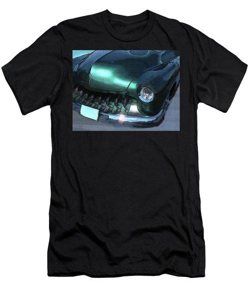 Green Mercury Custom Men's T-Shirt (Athletic Fit)