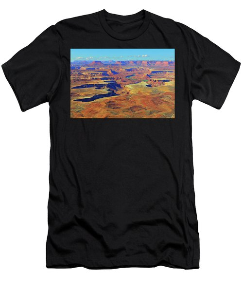 Green River Canyon Men's T-Shirt (Athletic Fit)