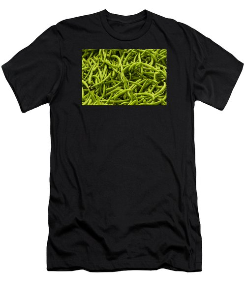 Greenbeans Men's T-Shirt (Athletic Fit)