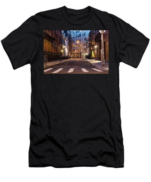 Greenwich Village Men's T-Shirt (Athletic Fit)