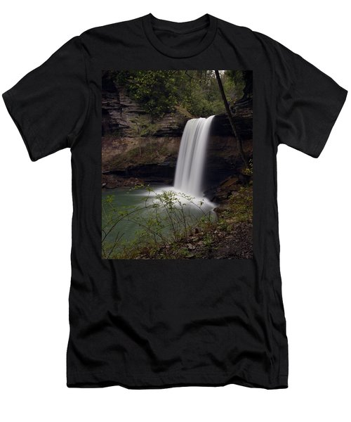 Greeter Falls Men's T-Shirt (Athletic Fit)