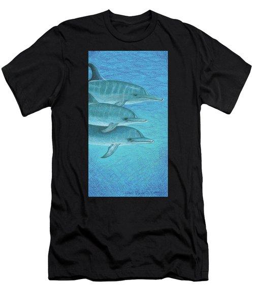 Greetings Men's T-Shirt (Athletic Fit)