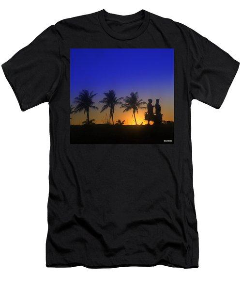 Greg  Men's T-Shirt (Athletic Fit)