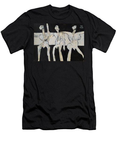 Grego No 8  Men's T-Shirt (Athletic Fit)