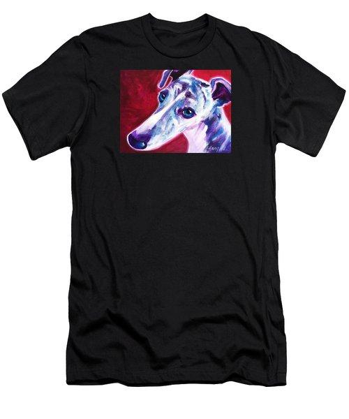Greyhound - Myrtle Men's T-Shirt (Athletic Fit)