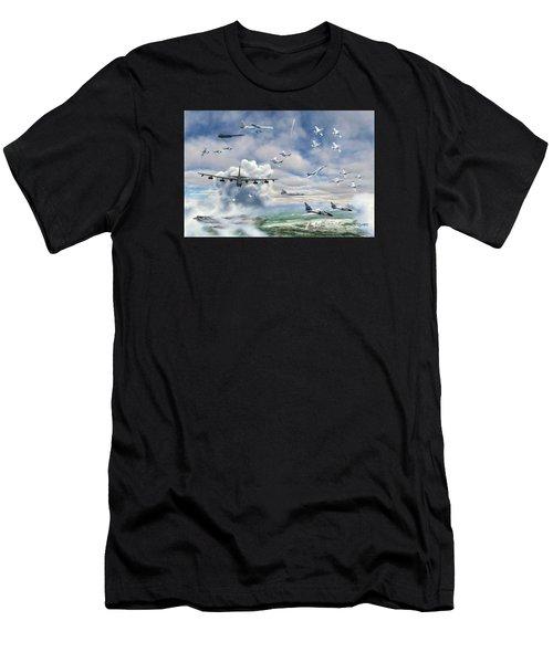 Griffiss Air Force Base Men's T-Shirt (Athletic Fit)