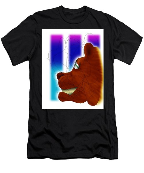 Grin And Bear It Men's T-Shirt (Athletic Fit)